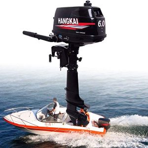 Heavy Duty Outboard Motor Boat Engine
