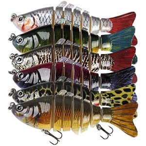 Jointed Fishing Lures, Bass Fishing Lures