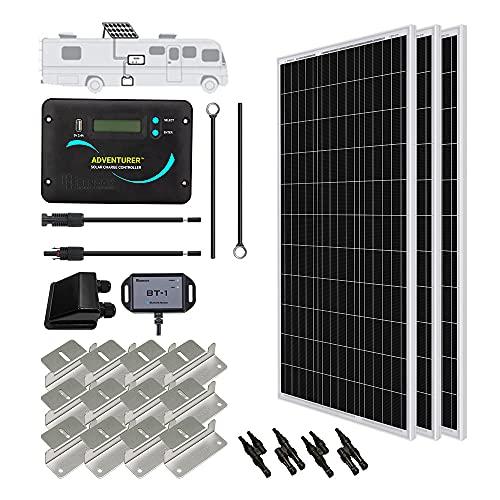 Solar RV Kit 300 Watts 12 Volts