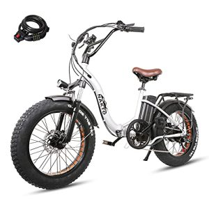 """Trekpower 20"""" Electric Bikes for Adults"""
