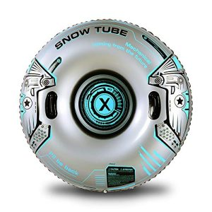 Heavy Duty Inflatable Snow Tube Sled