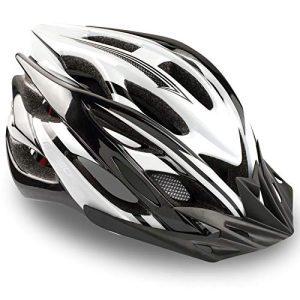 Adjustable Basecamp Bicycle Helmet with Helmet
