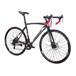 SDXC550 700C Adult Road Bike Steel Frame