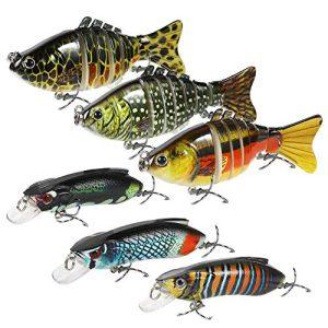 Saltwater Freshwater Hard Bait Fishing Tackle Kits