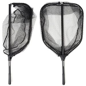 Collapsible Fish Landing Net with Extendable Handle