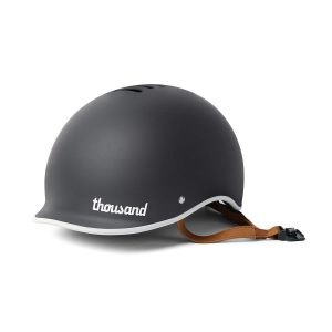 Carbon Black Adult Bike Helmet