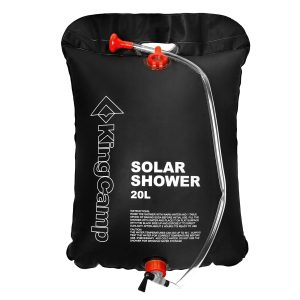 Portable Camping Shower with Removable Hose and On-Off Switch