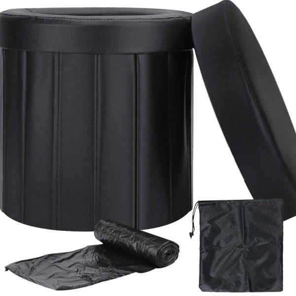 Camping, Long Trips Portable Folding Toilet
