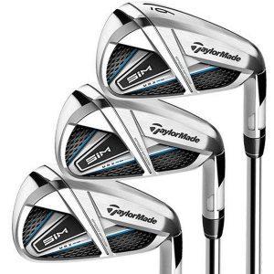 Golf Right Hand, Regular Flex Irons, Steel Shaft
