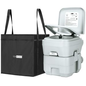 Waste Tank Portable for Camping RV Boating Fishing